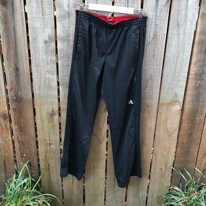 Adidas Black Men's Trackpants